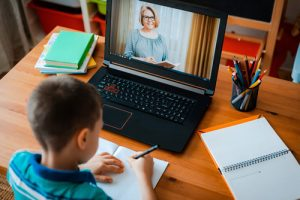 online learning 5 1 300x200 - Teaching Kids Through Zoom Conferences? How to Make it Fun